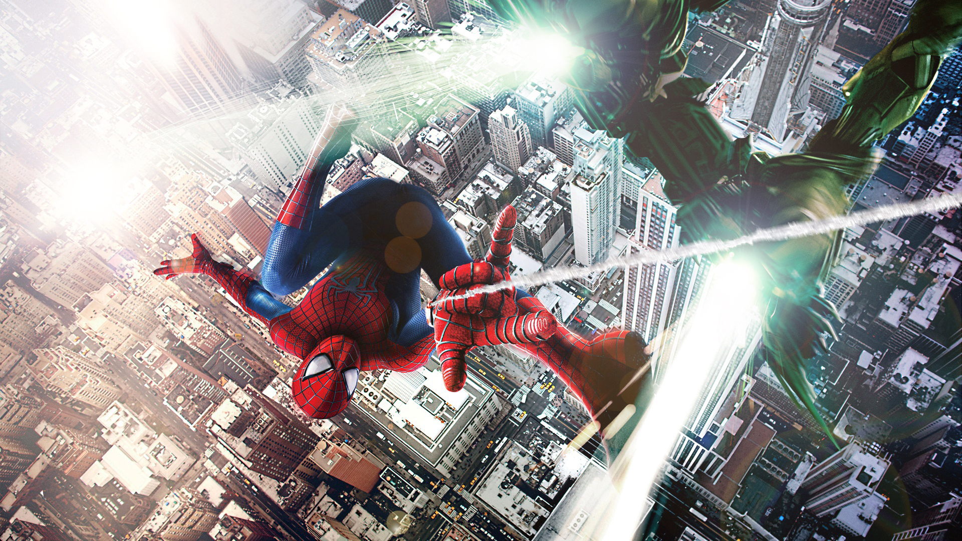 DeviantArt More Like The Amazing Spider Man 2 Movie Poster