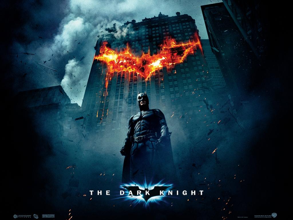 Batman: The Dark Knight Wallpaper Number 1 (1024 x 768 Pixels)