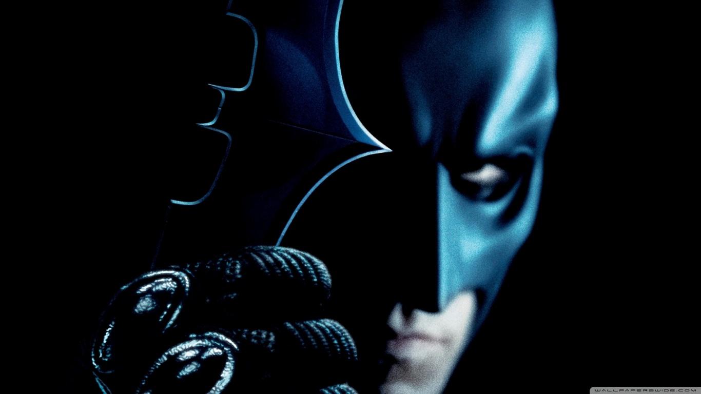 Batman The Dark Knight HD desktop wallpaper : Widescreen : High