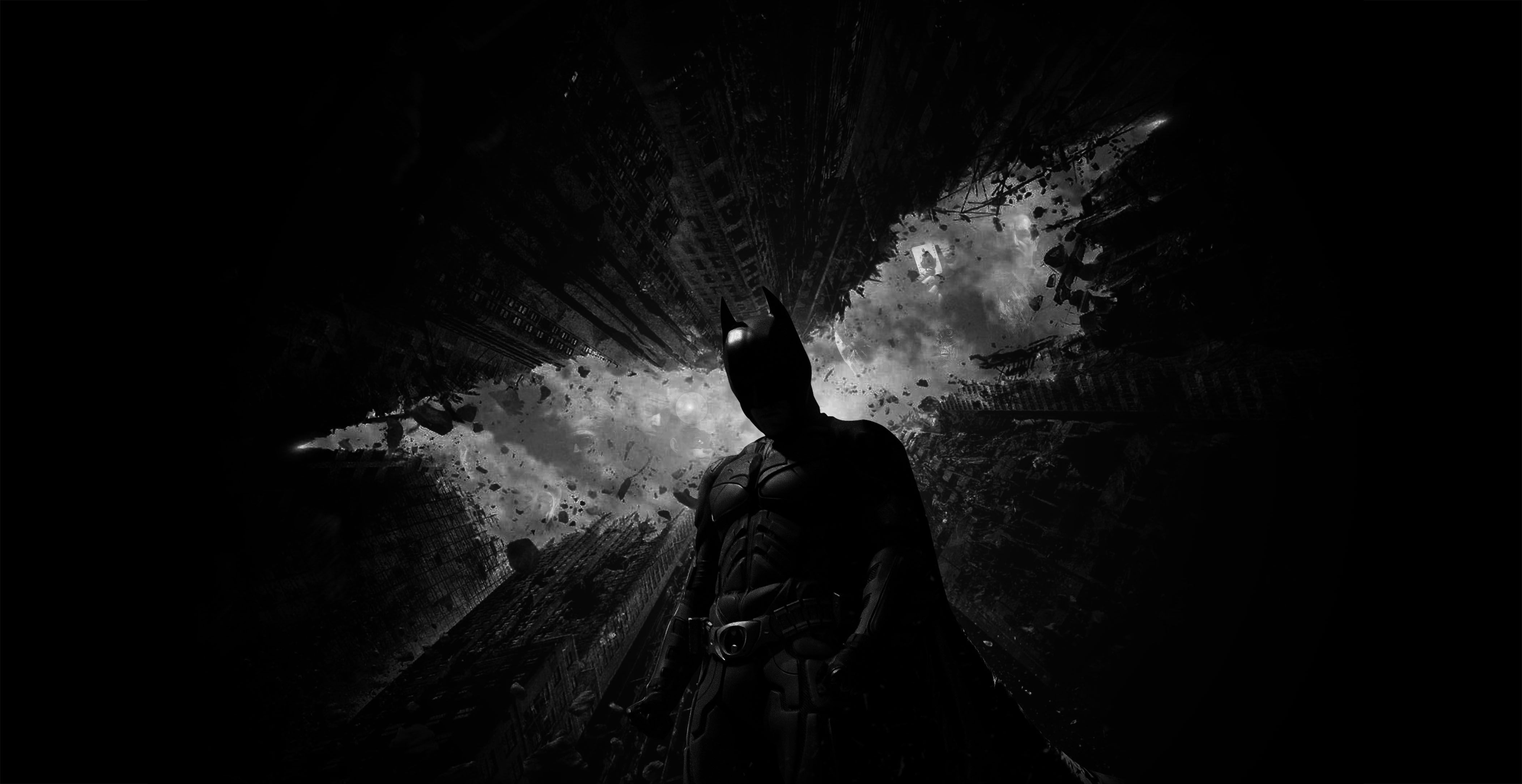 The Dark Knight Wallpapers HD Group (93+)