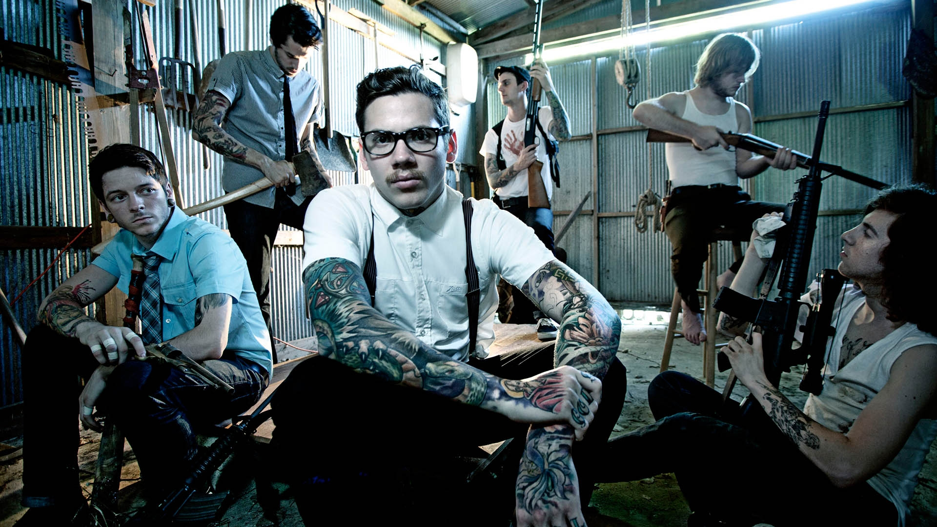 the devil wears prada band wallpaper #23