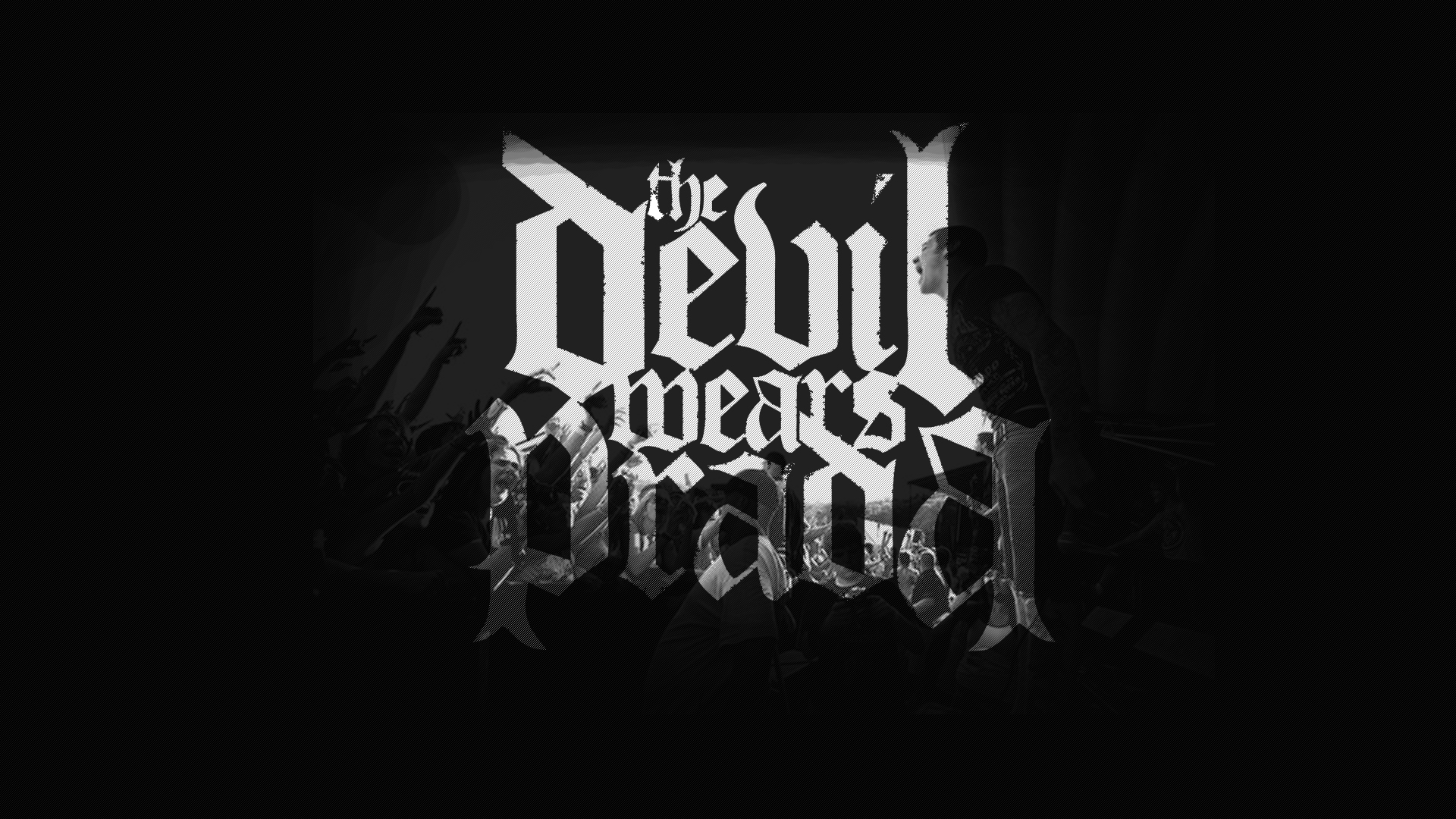 DeviantArt: More Like The Devil Wears Prada Band Wallpaper by