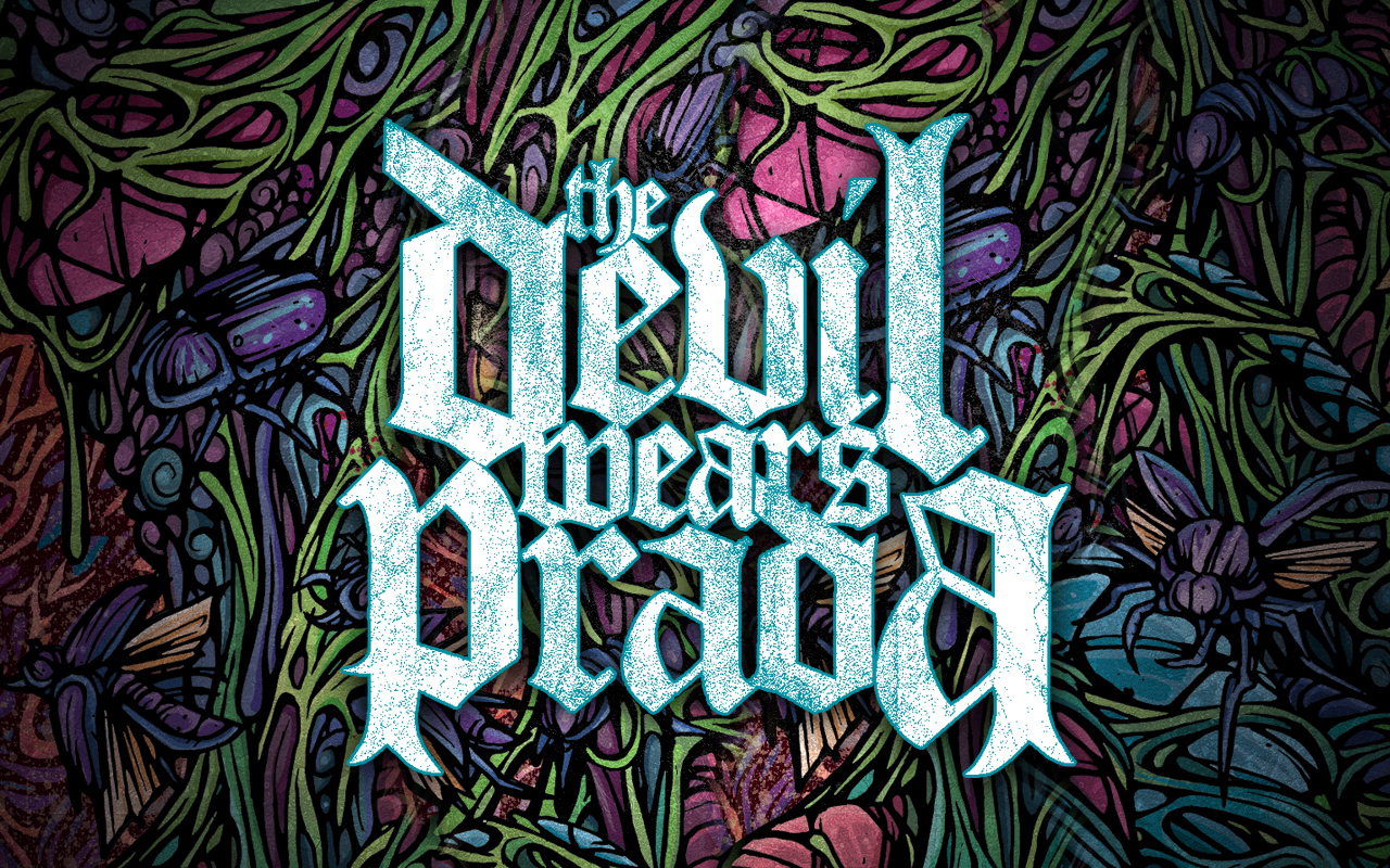The Devil Wears Prada Band Wallpapers - WallpaperPulse
