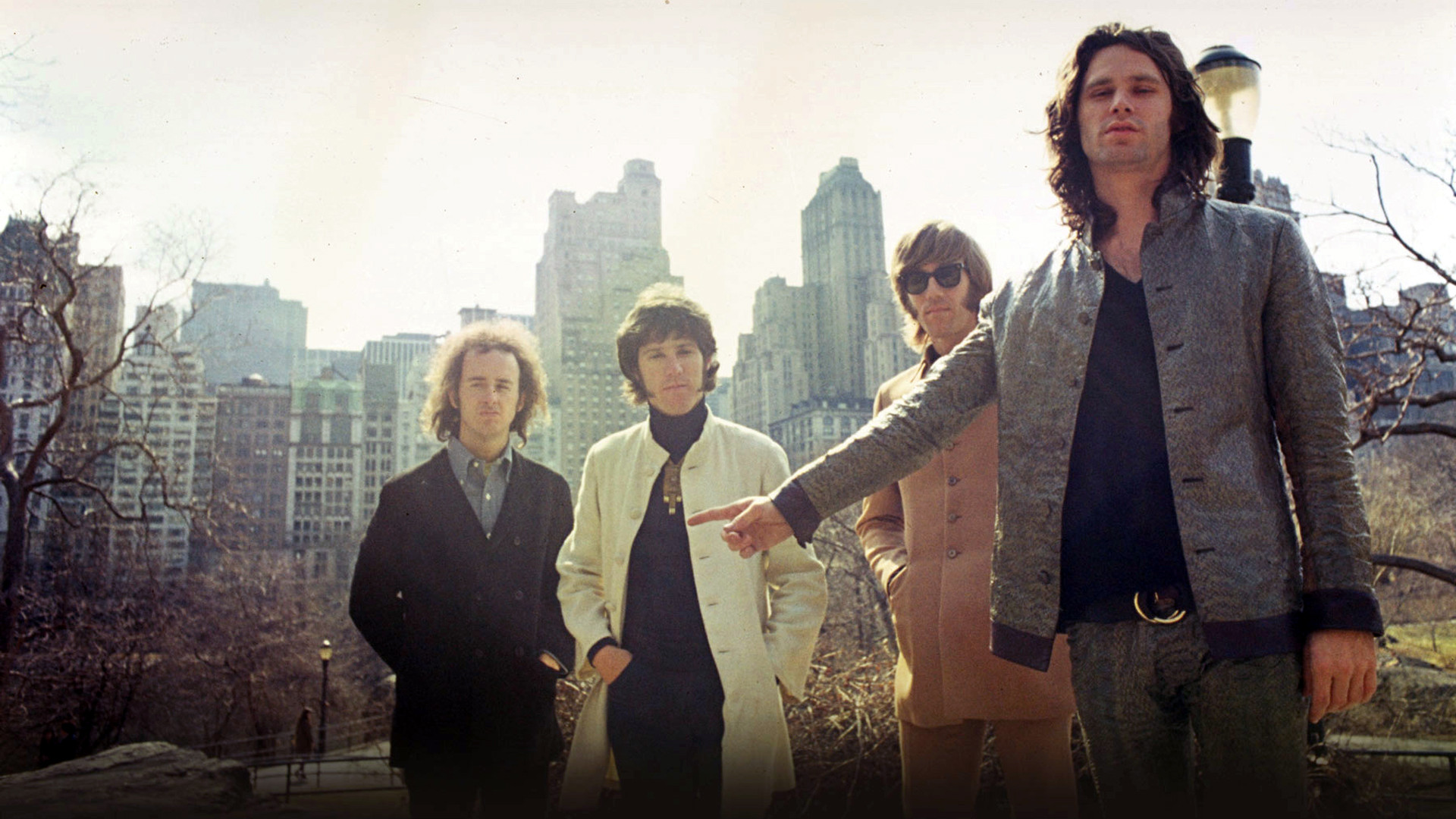 The Doors in New York City - Wallpaper [1920x1080] : thedoors