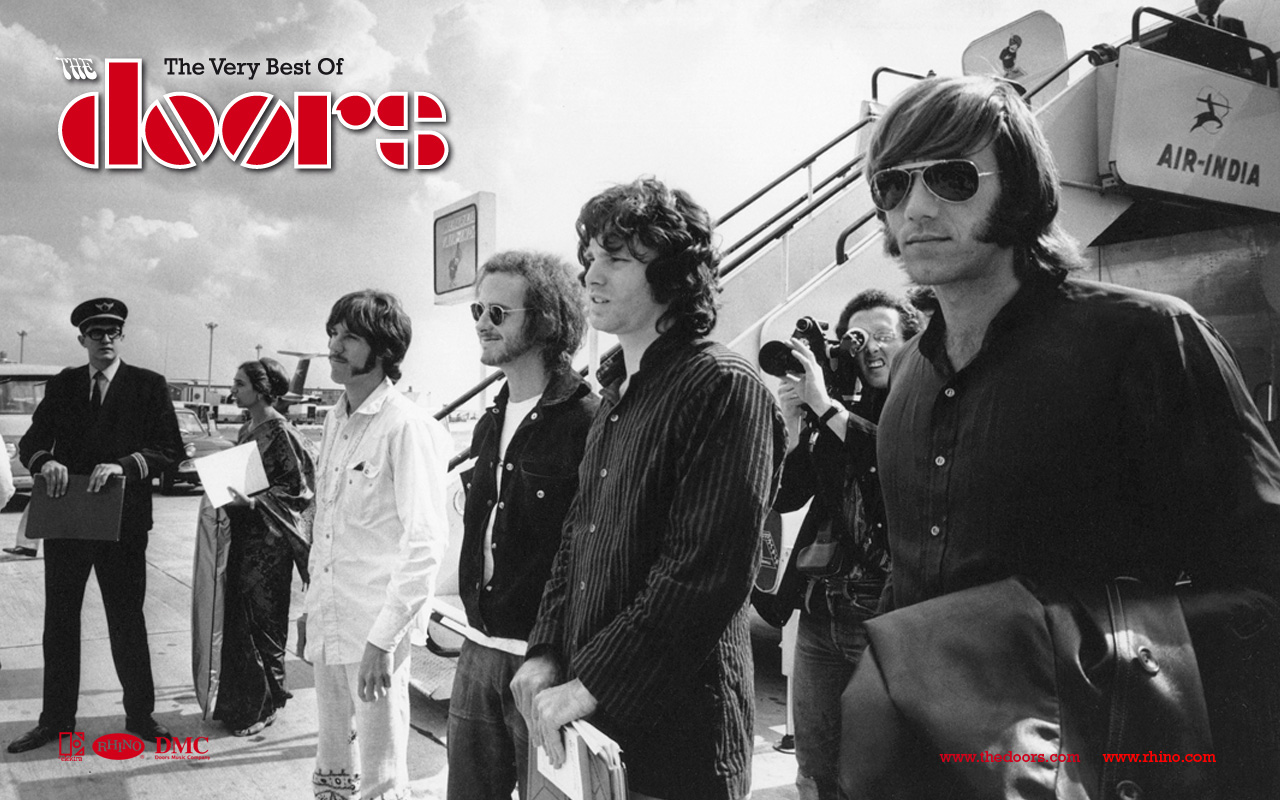 Wallpapers HD: The Doors - Banda - Musica - Wallpapers (Fondo de