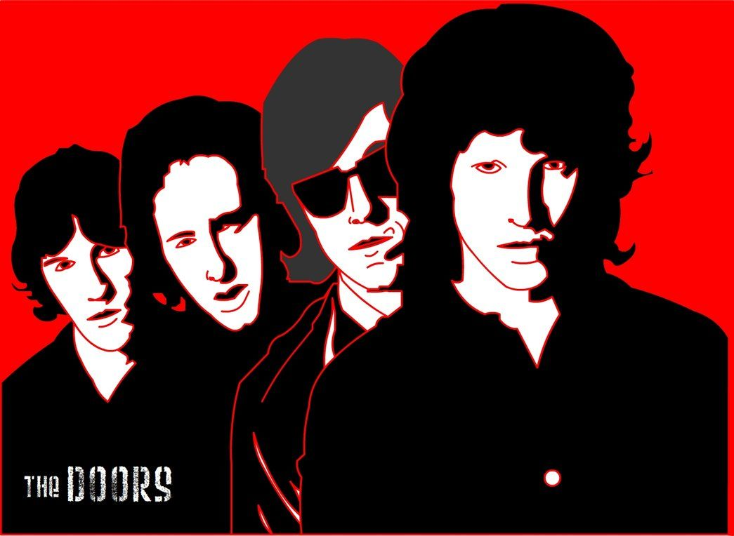 the doors wallpaper #23