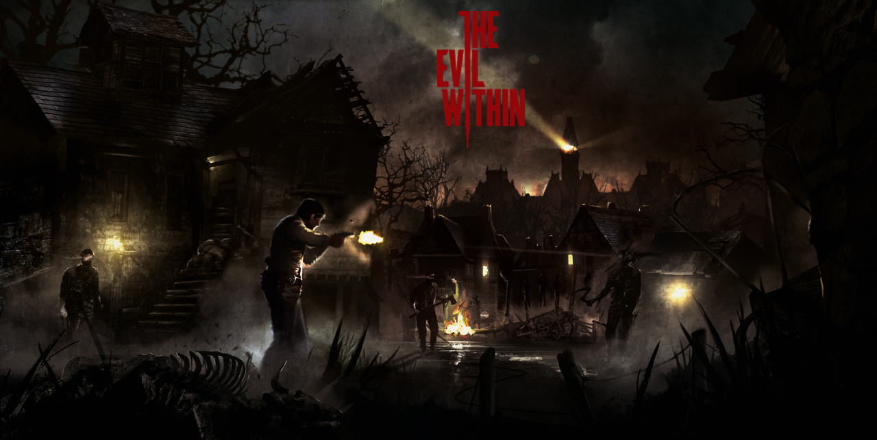 the evil within wallpaper #12