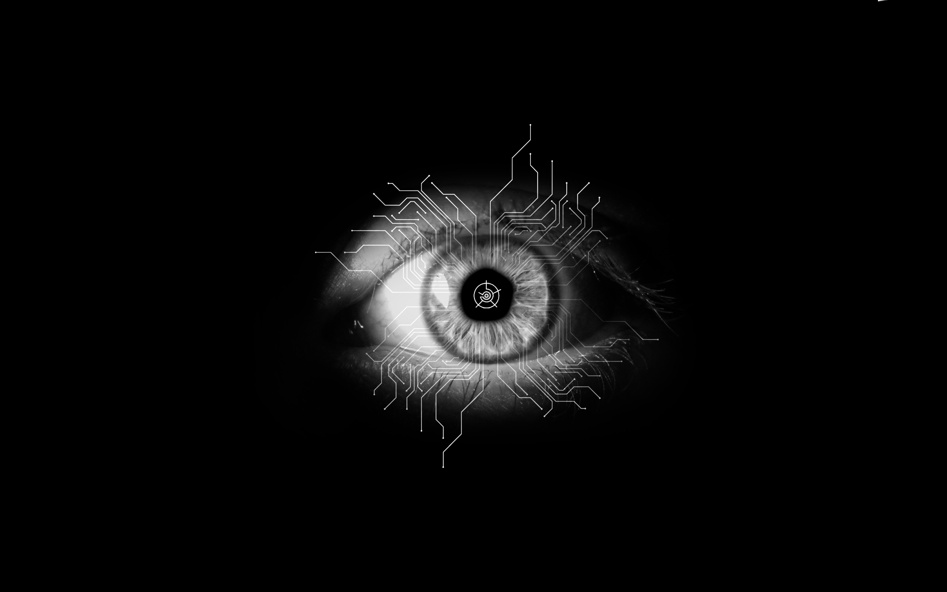 the eye wallpaper #6