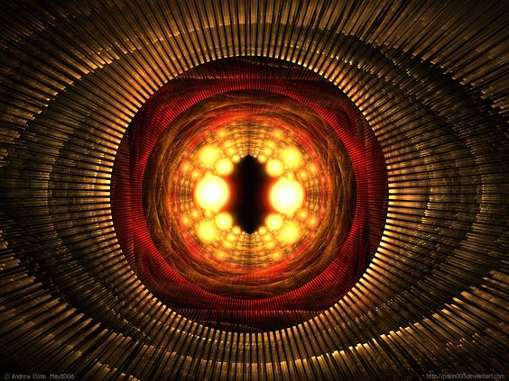 the eye of sauron by psion HD Wallpaper | Art - Eyes on Art