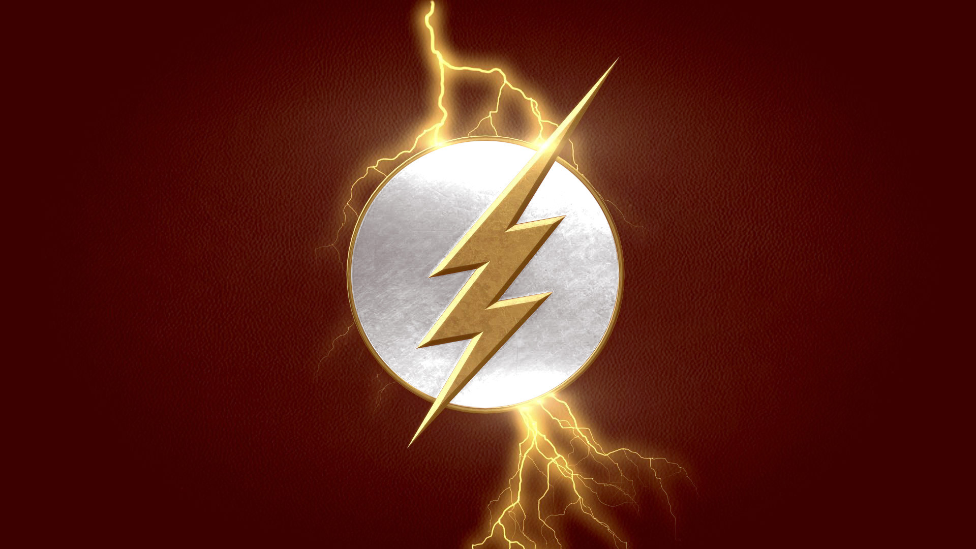 the flash logo wallpaper #4