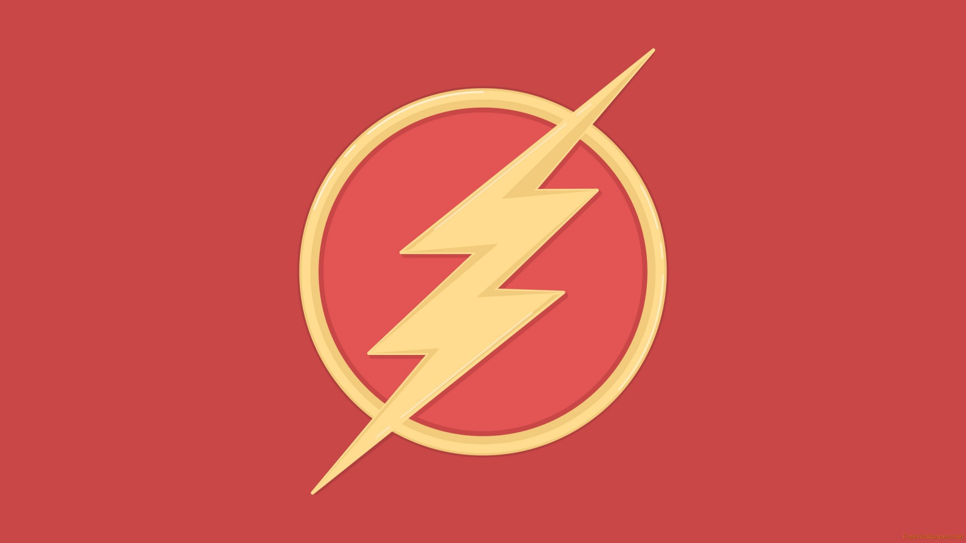 the flash logo wallpaper #18