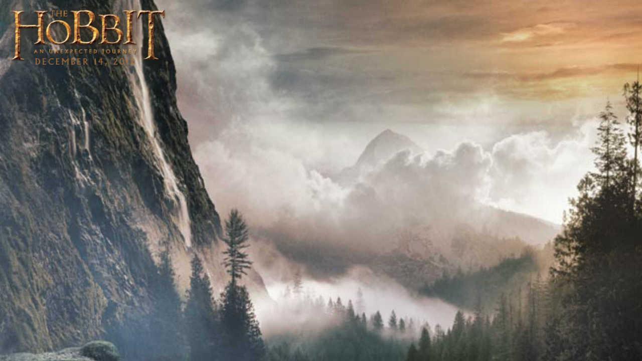 The Hobbit Desktop Wallpaper