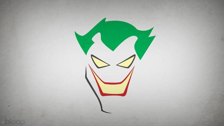 Joker wallpaper from Batman: Animated | The Joker | Pinterest