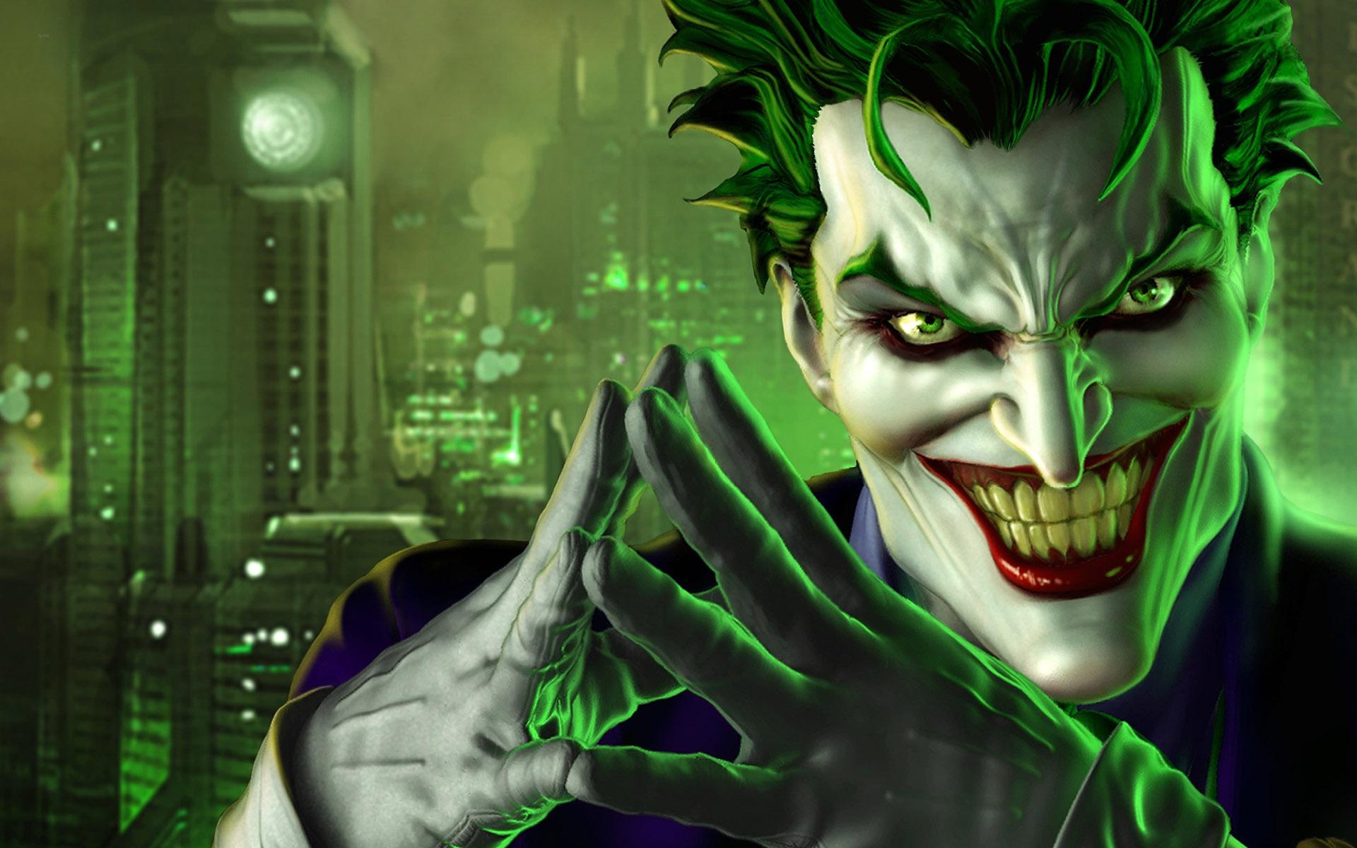 Batman Joker Wallpapers - Full HD wallpaper search | Art