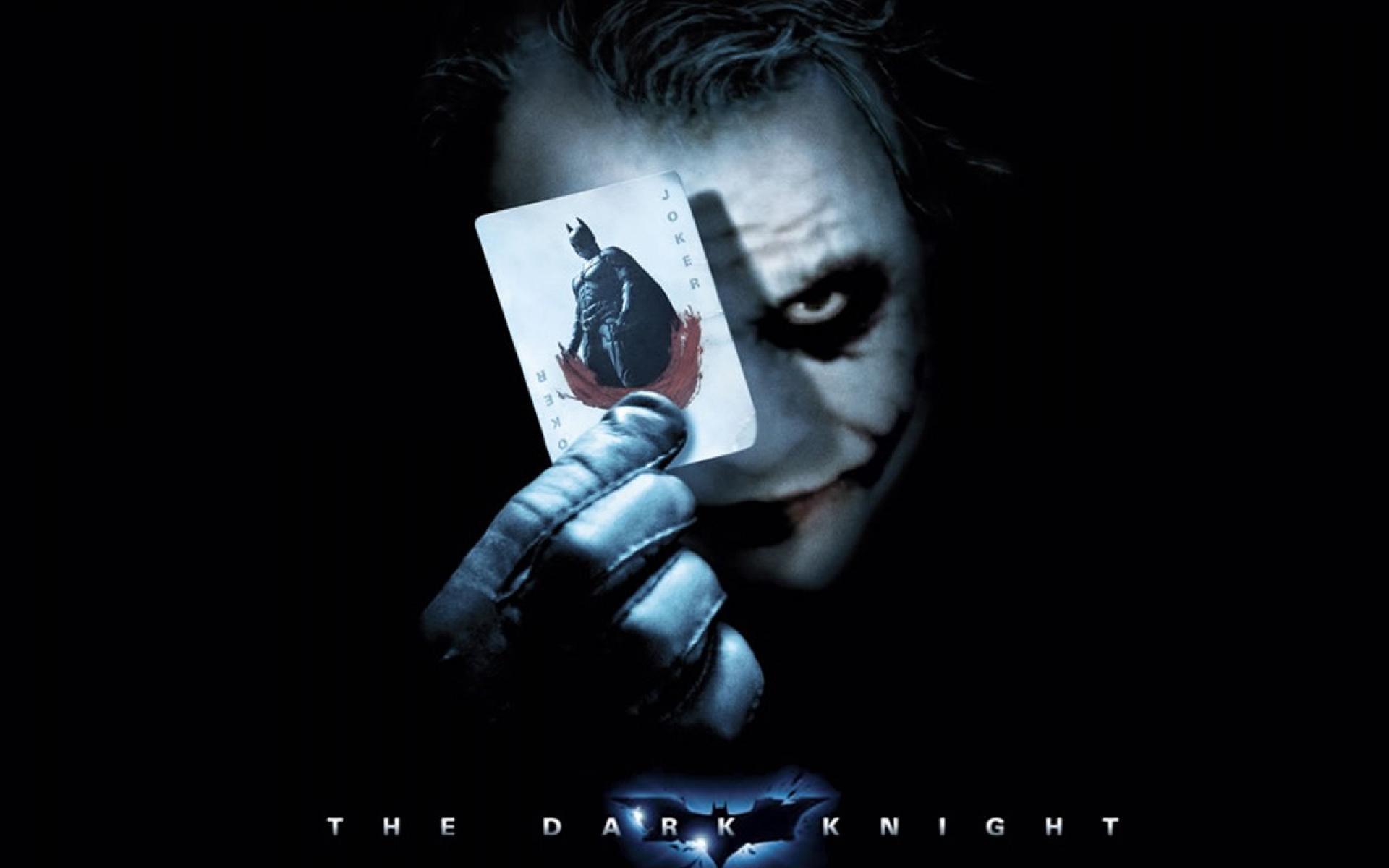 Joker Dark Knight Wallpapers