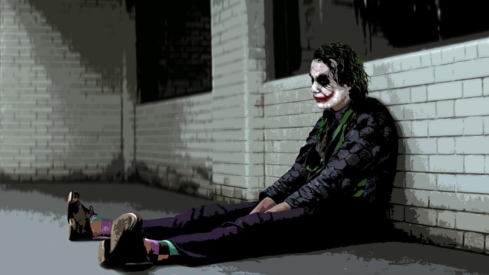 Joker Dark Knight Wallpaper - WallpaperSafari