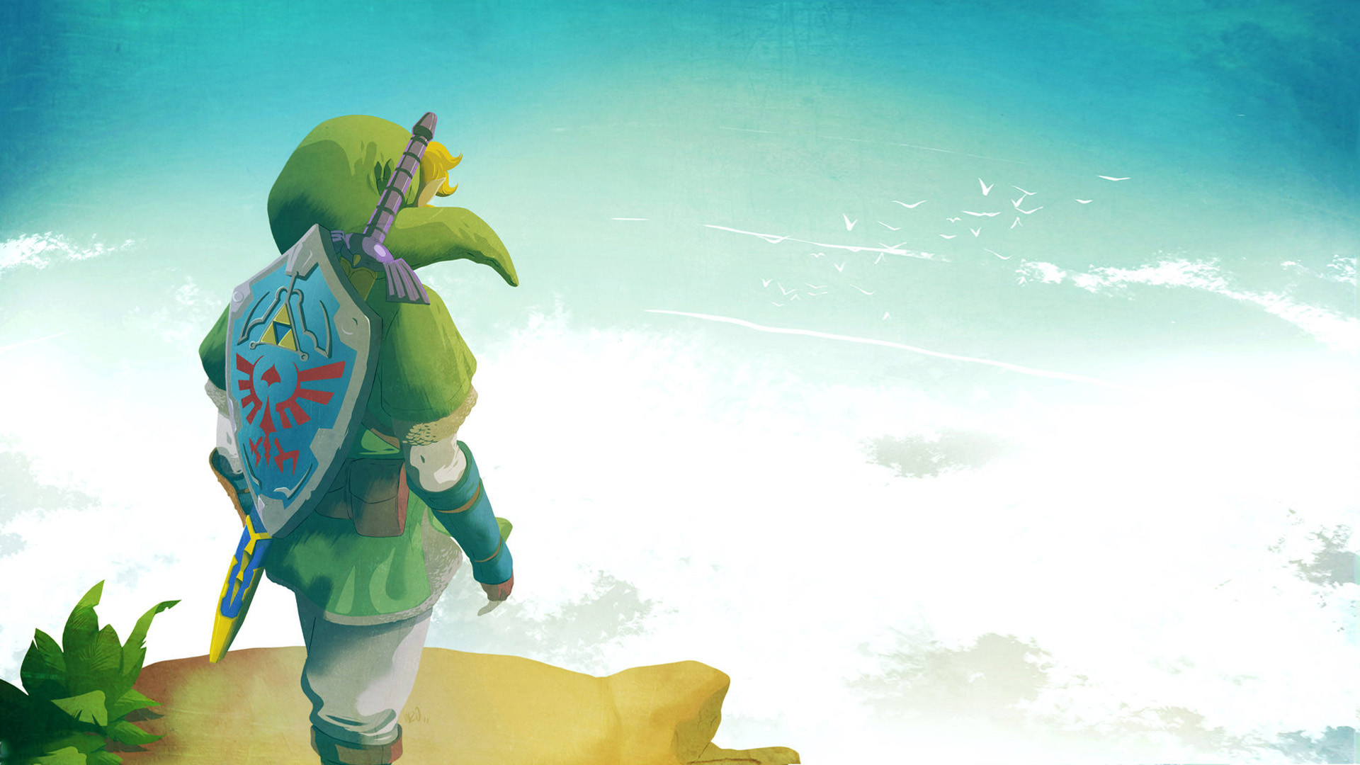 Legend of Zelda Wallpapers Part 1 - Album on Imgur
