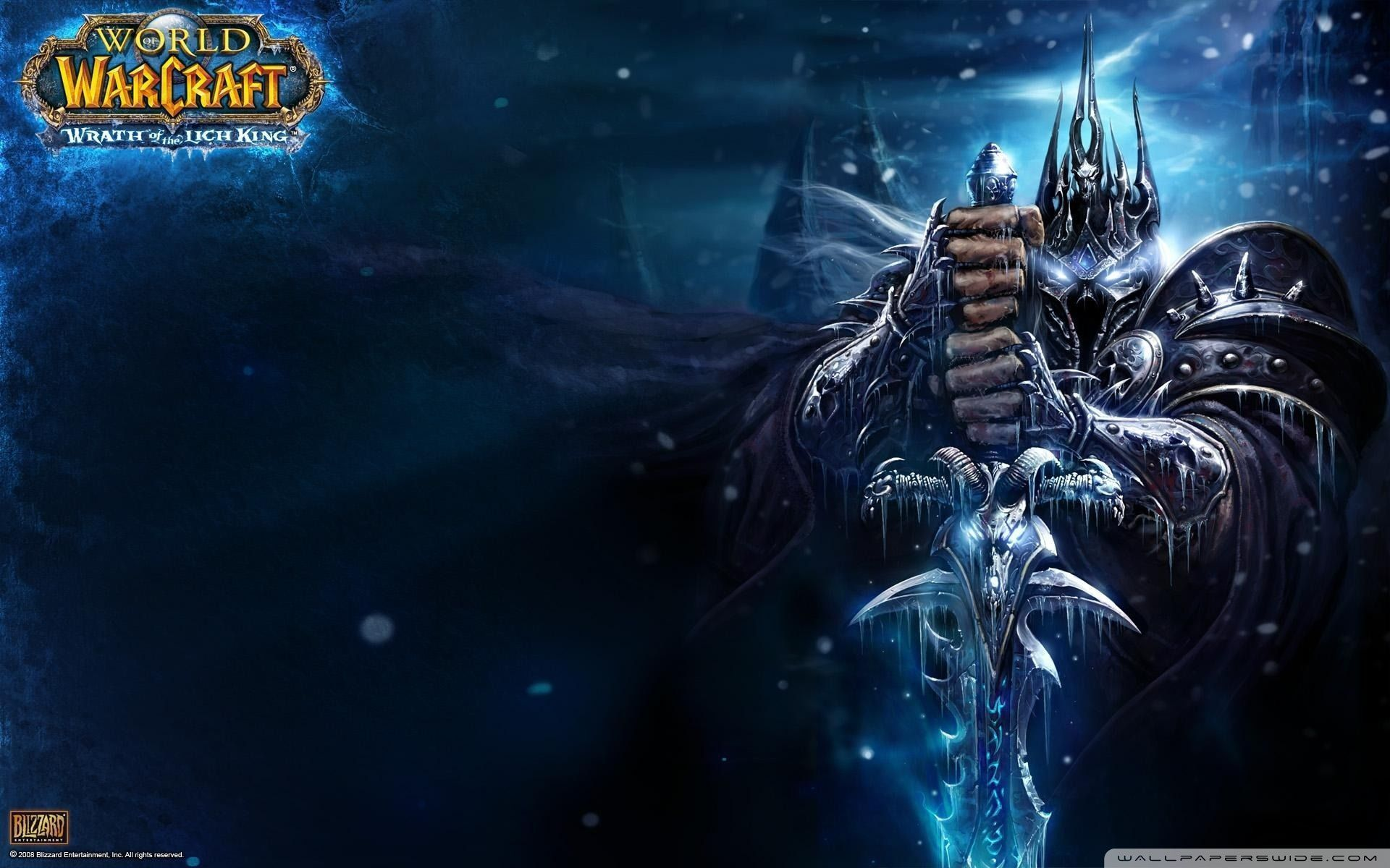 Wow lich king wallpaper Group (78+)