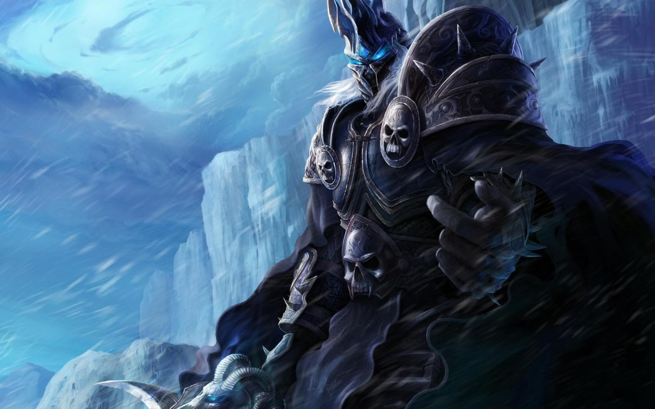 World Of Warcraft The Lich King Wallpapers - 1280x800 - 260362