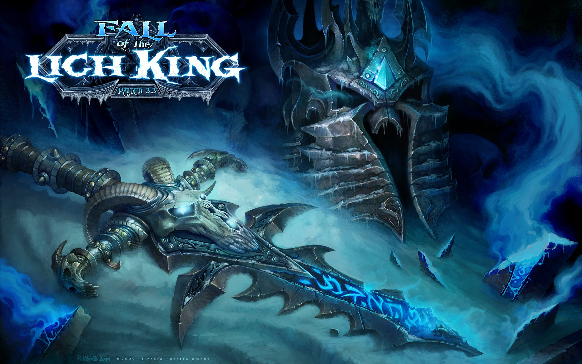Fall Of The Lich King Wallpaper