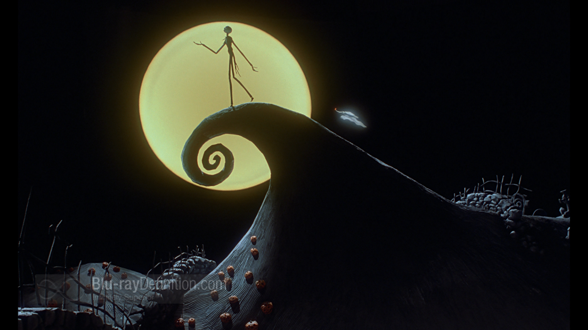 The nightmare before christmas wallpaper , SF Wallpaper