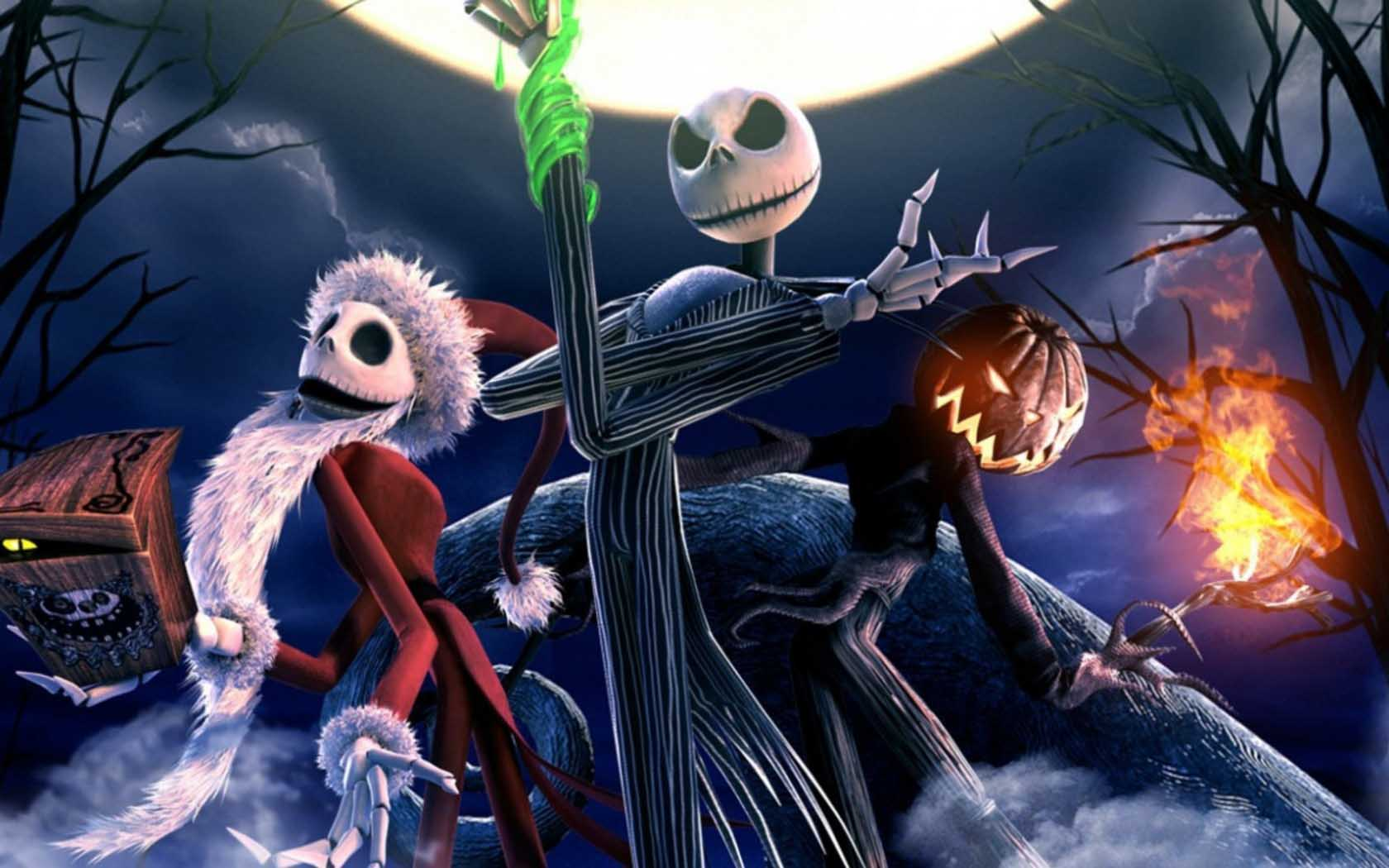 The Nightmare Before Christmas Wallpaper Sf Wallpaper