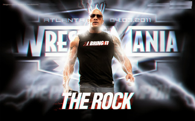 The Rock Wallpapers Sf Wallpaper