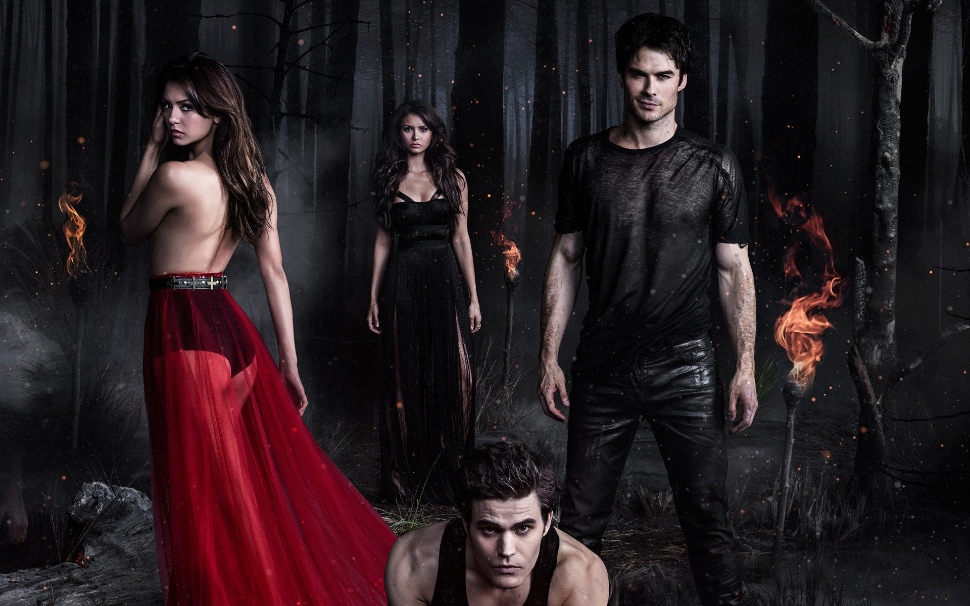 The Vampire Diaries 540x960 Resolution Wallpapers