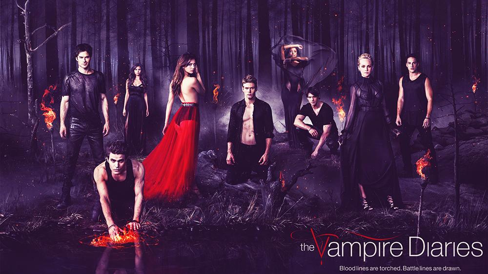 The Vampire Diaries Wallpapers - Wallpaper Cave