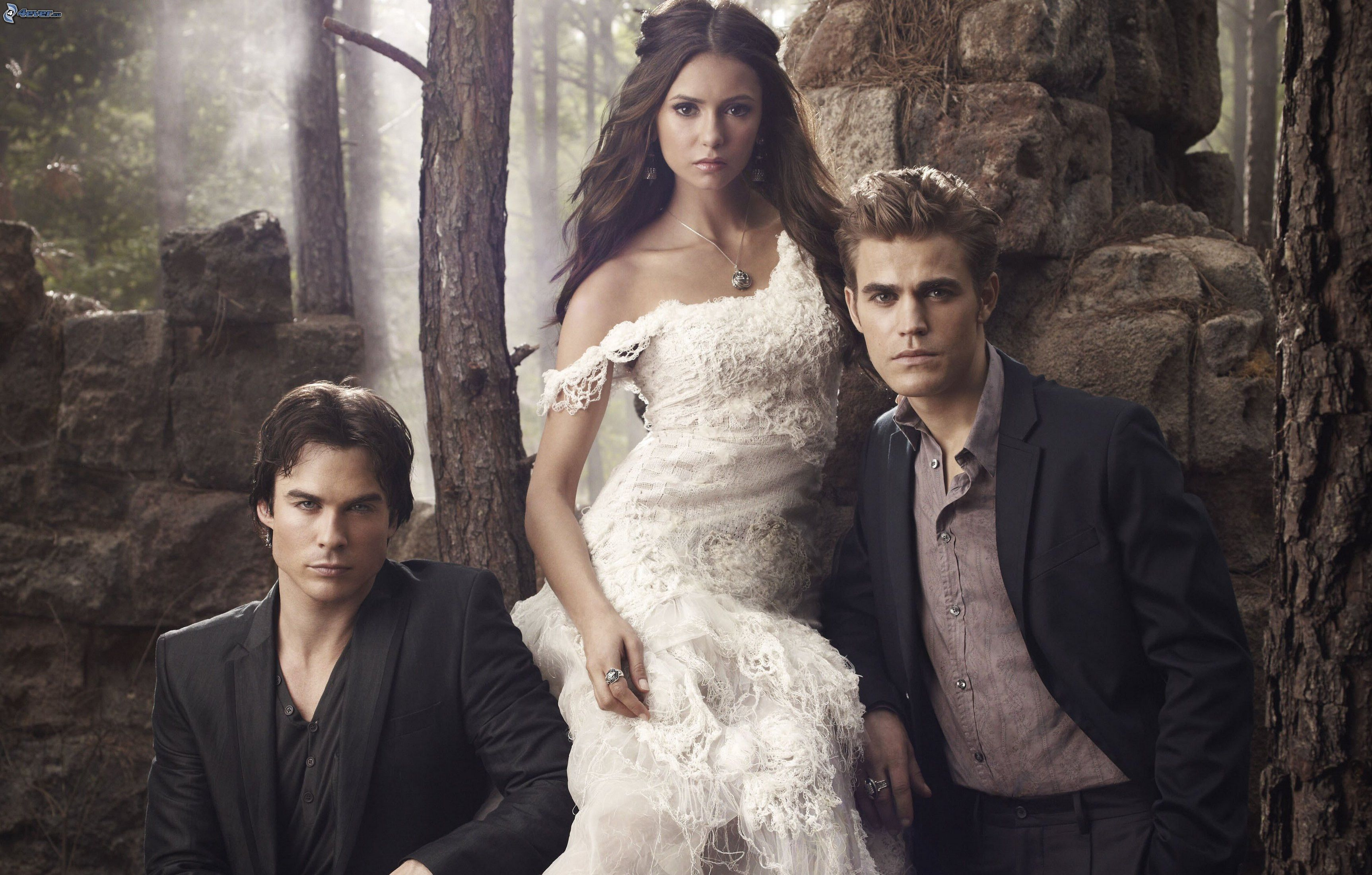 Page 1 | The Vampire Diaries HD Wallpapers