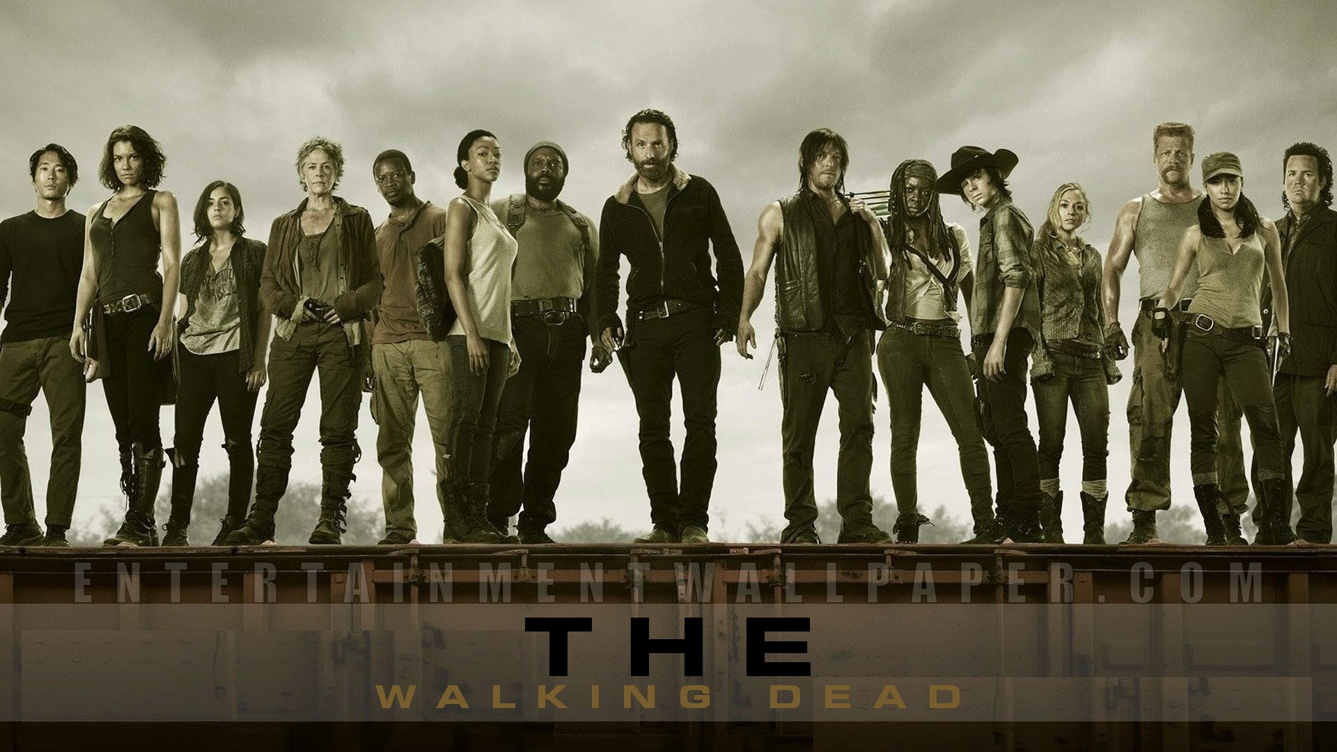 the walking dead wallpapers - sf wallpaper