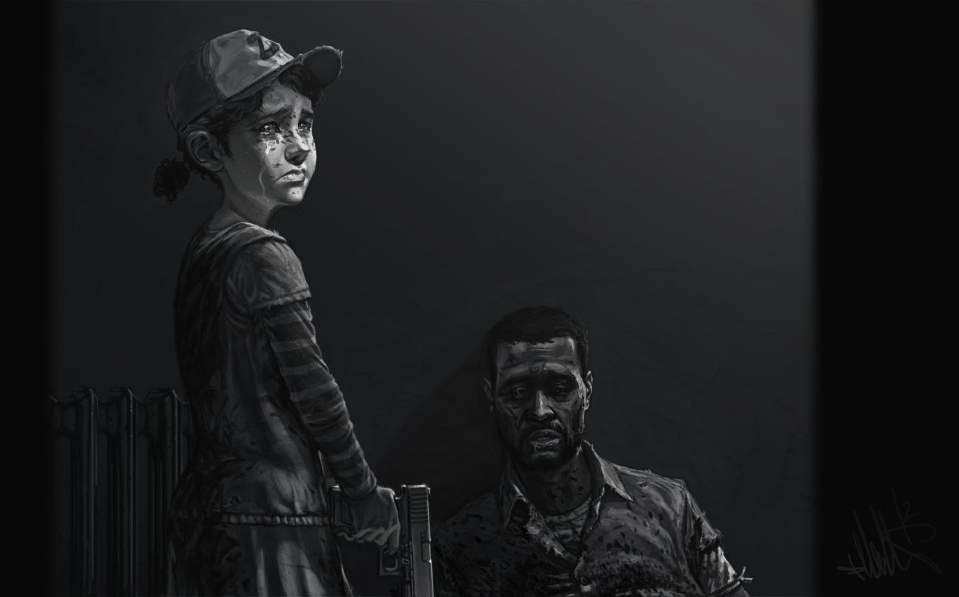 16 The Walking Dead: Season 1 HD Wallpapers | Backgrounds