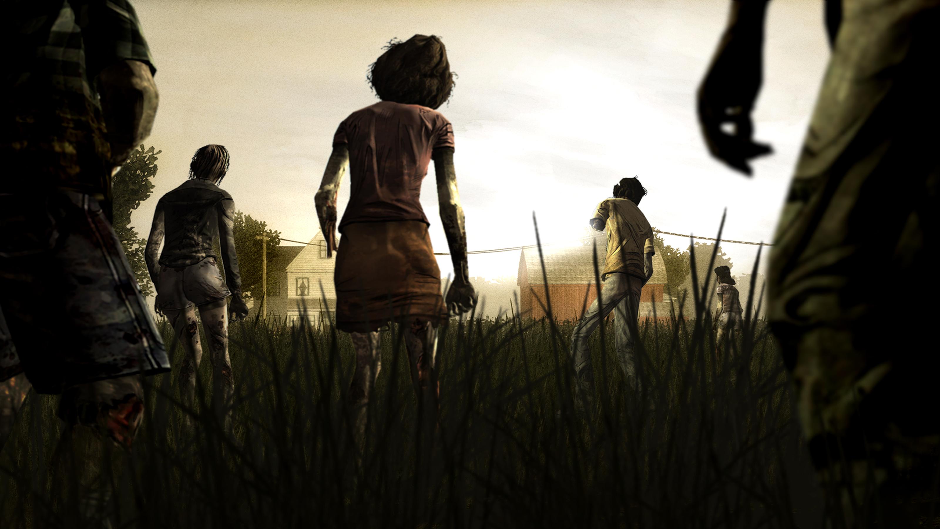 The Walking Dead GAMES | Description: zombie The Walking Dead game