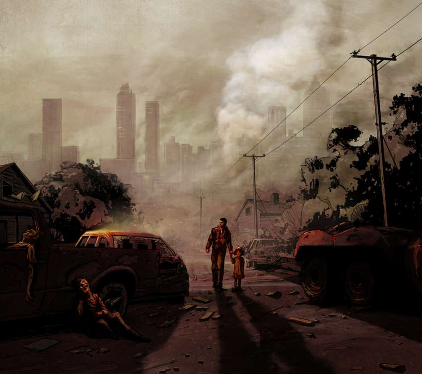 The Walking Dead: The Game wallpapers or desktop backgrounds