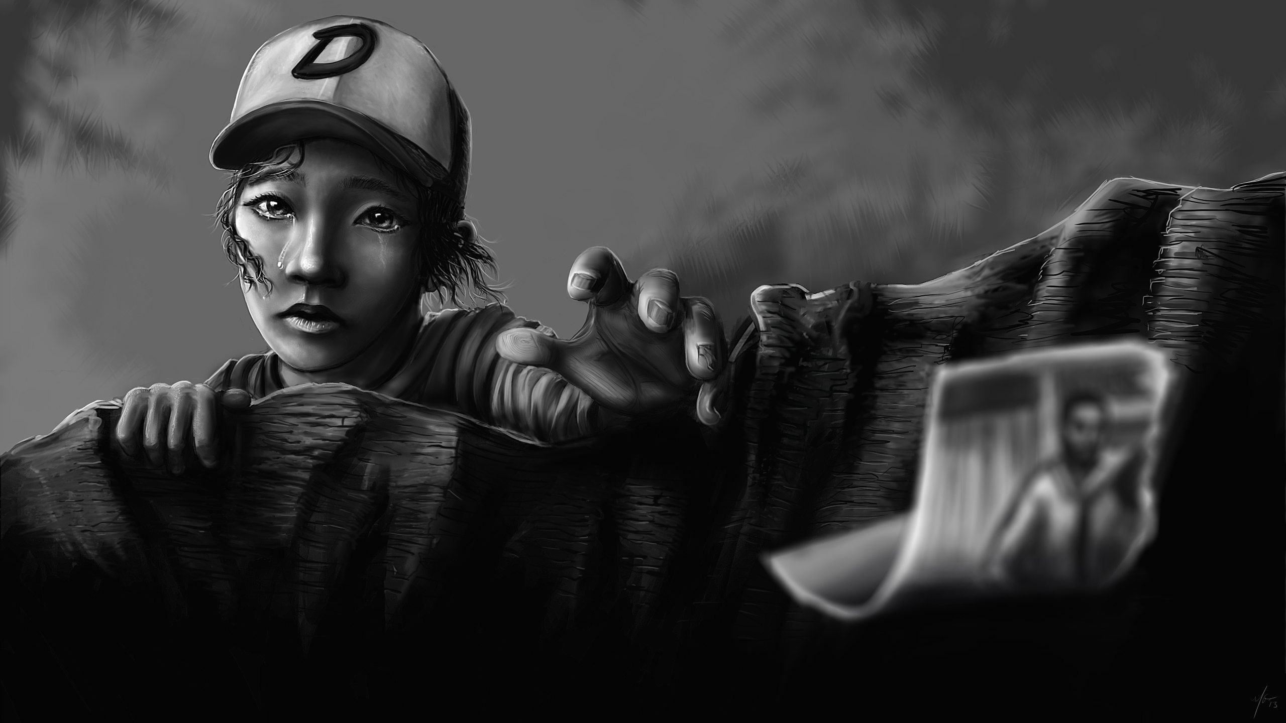 25 Clementine (The Walking Dead) HD Wallpapers | Backgrounds