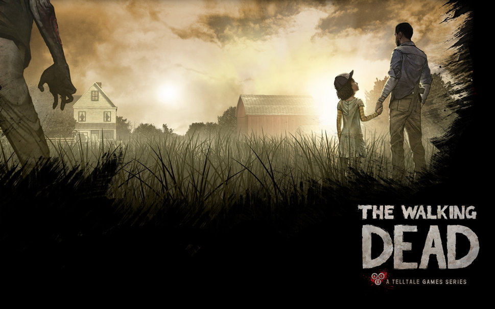 The Walking Dead Game Wallpapers Group (62+)