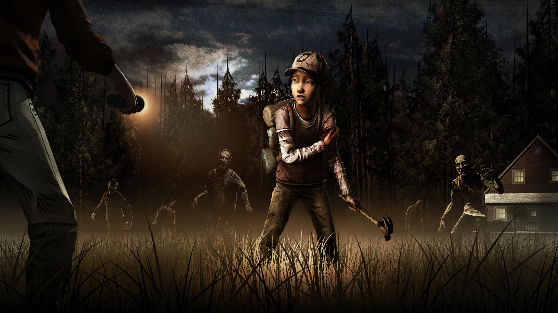 25 The Walking Dead: Season 2 HD Wallpapers | Backgrounds