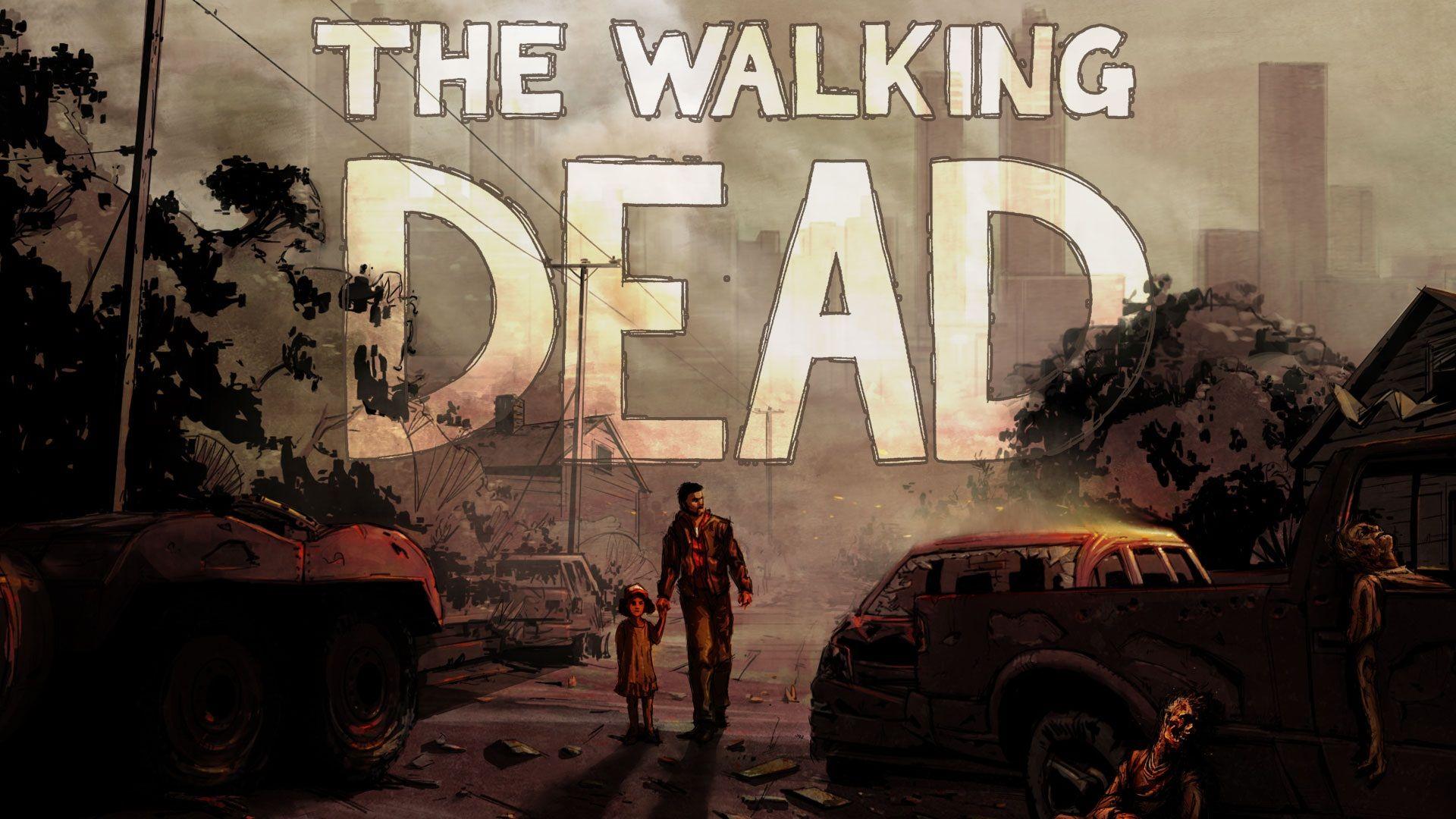 Walking Dead Wallpapers (70+)