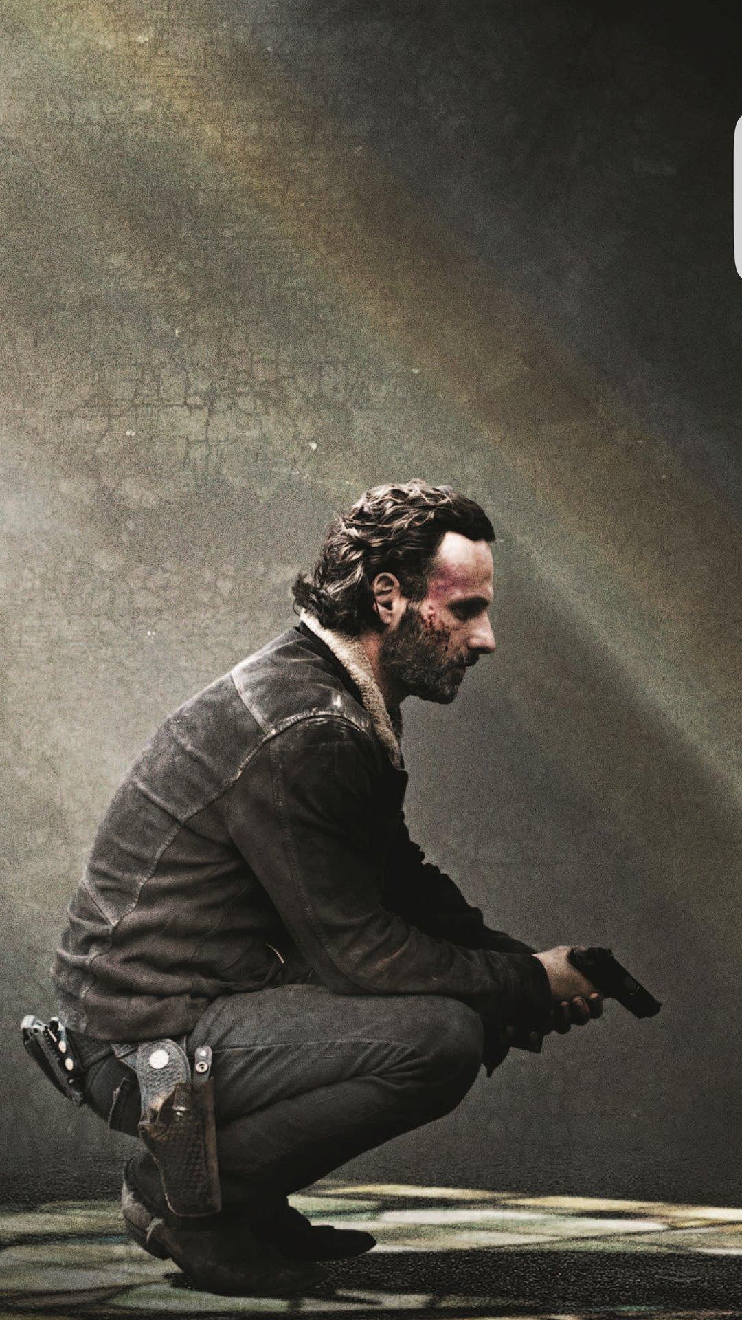 The Walking Dead iPhone 6 Plus Wallpaper (1080x1920)