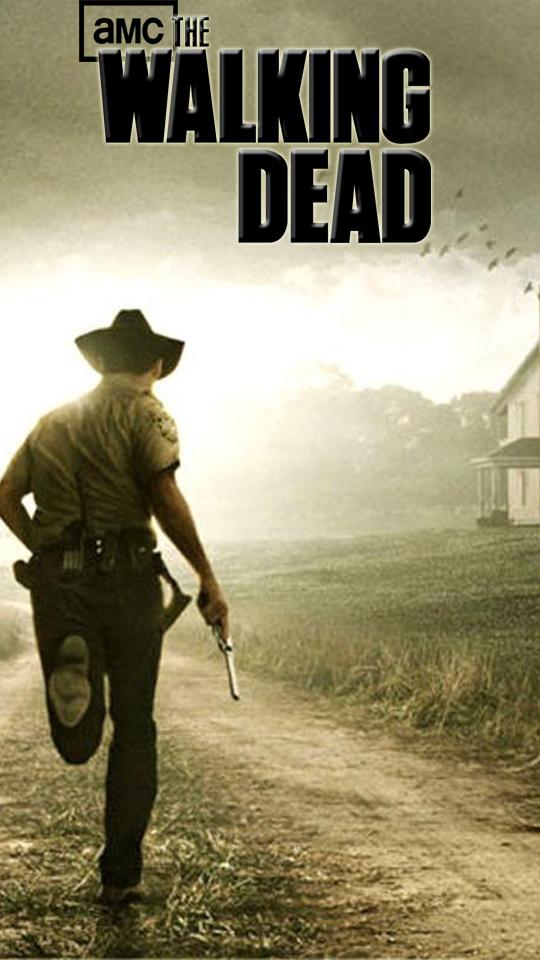 Walking Dead iPhone Wallpaper - WallpaperSafari