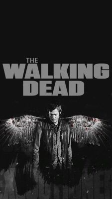 The walking dead iPhone wallpaper | Wallpapers | Pinterest | The o