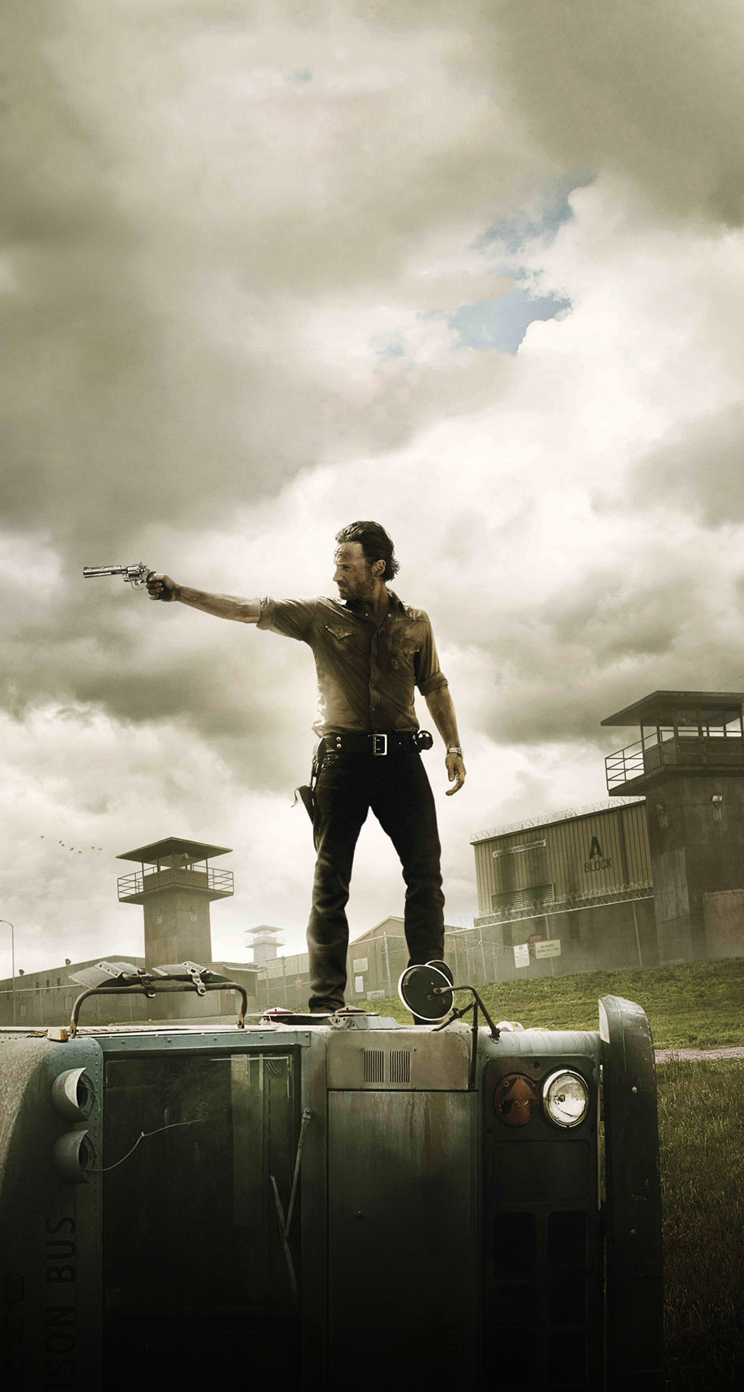 Wallpapers of the week: The Walking Dead