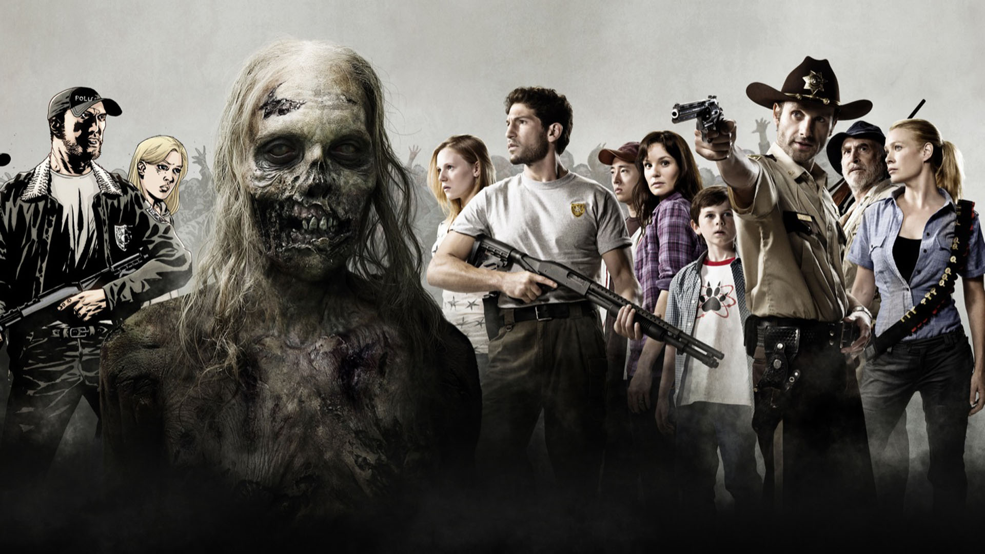 Walking Dead Wallpaper 1920x1080 - WallpaperSafari