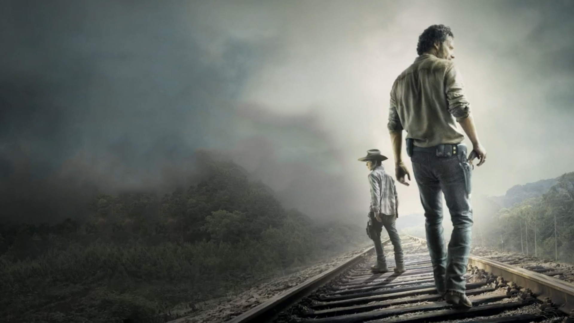 Movies Wallpaper: The Walking Dead Wallpaper Season 4 Wallpapers