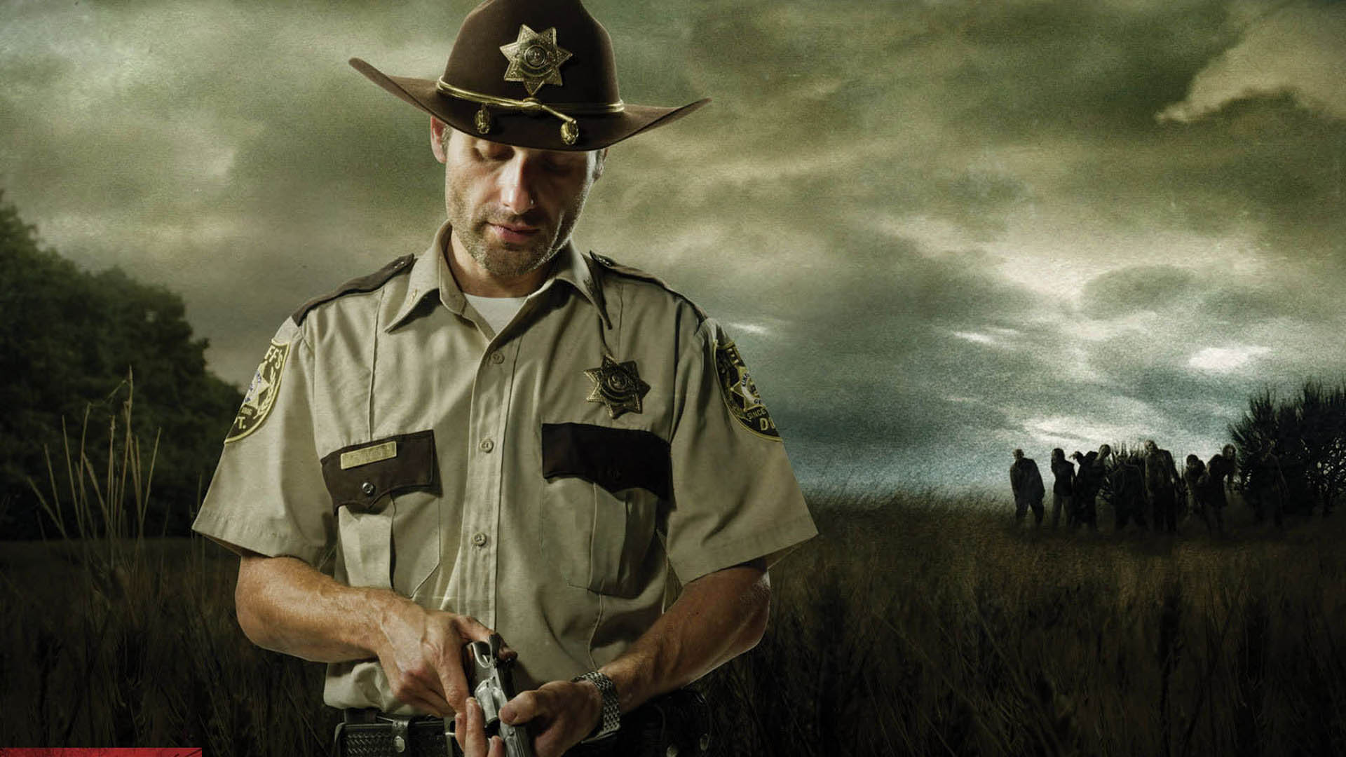 Walking Dead HD Wallpapers Group (88+)