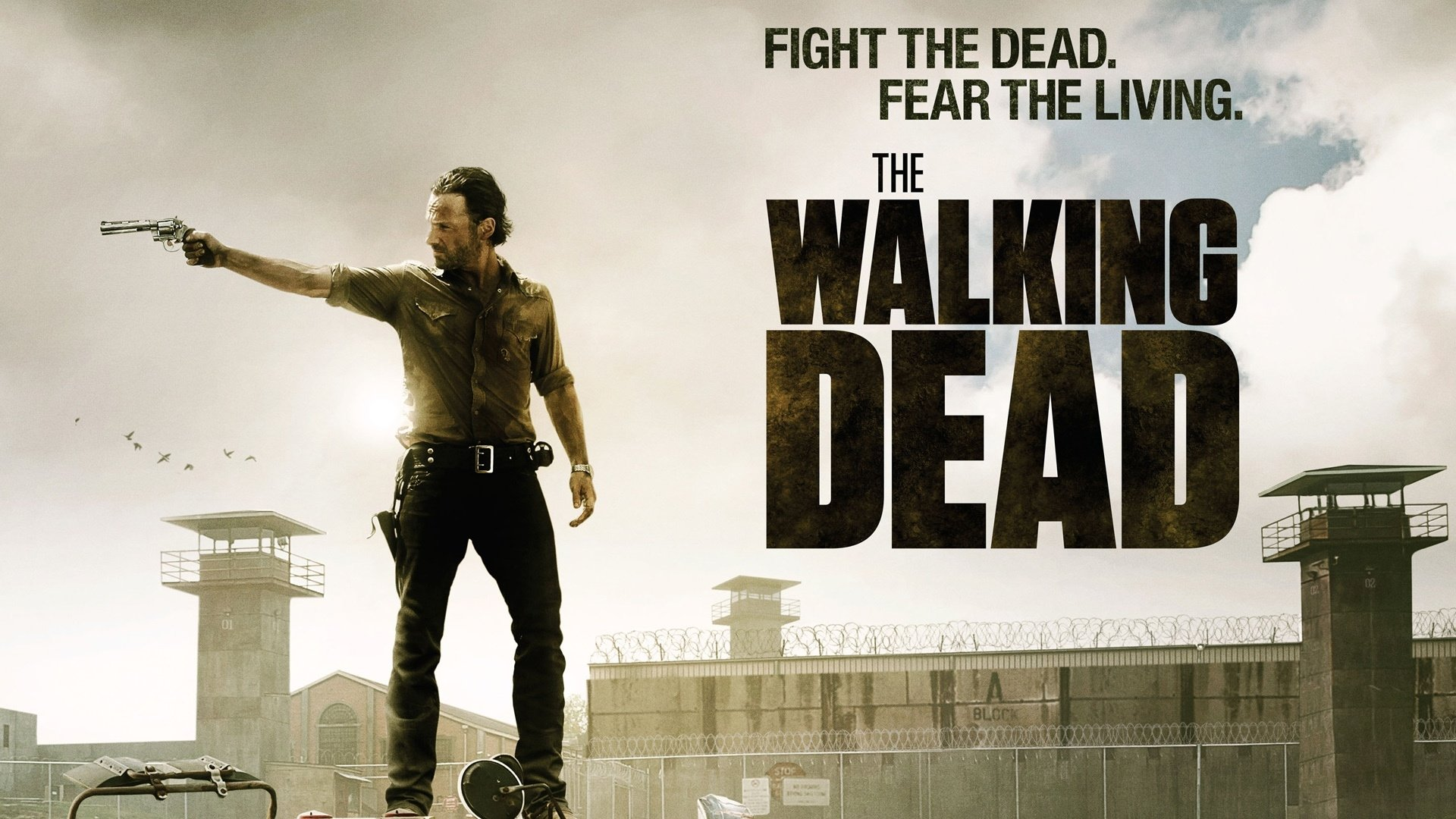 148 Rick Grimes HD Wallpapers | Backgrounds - Wallpaper Abyss