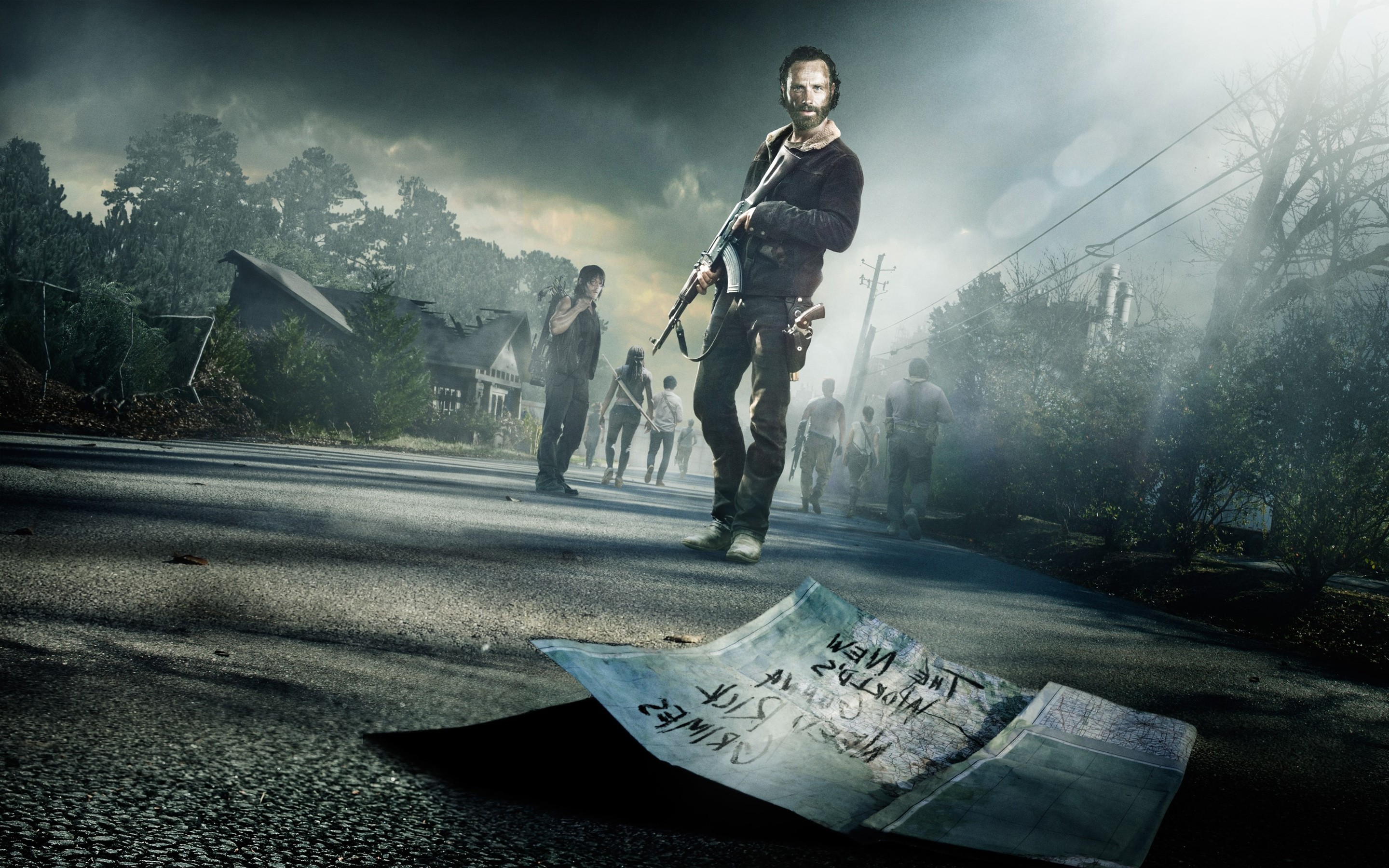 The Walking Dead Wallpapers Picture | HD Picturez