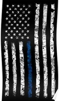 10+ images about Thin Blue Line on Pinterest | American flag, Leo