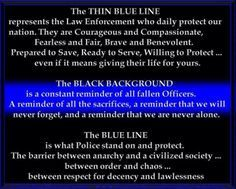 thin blue line wallpaper - Google Search | Blue Lives | Pinterest