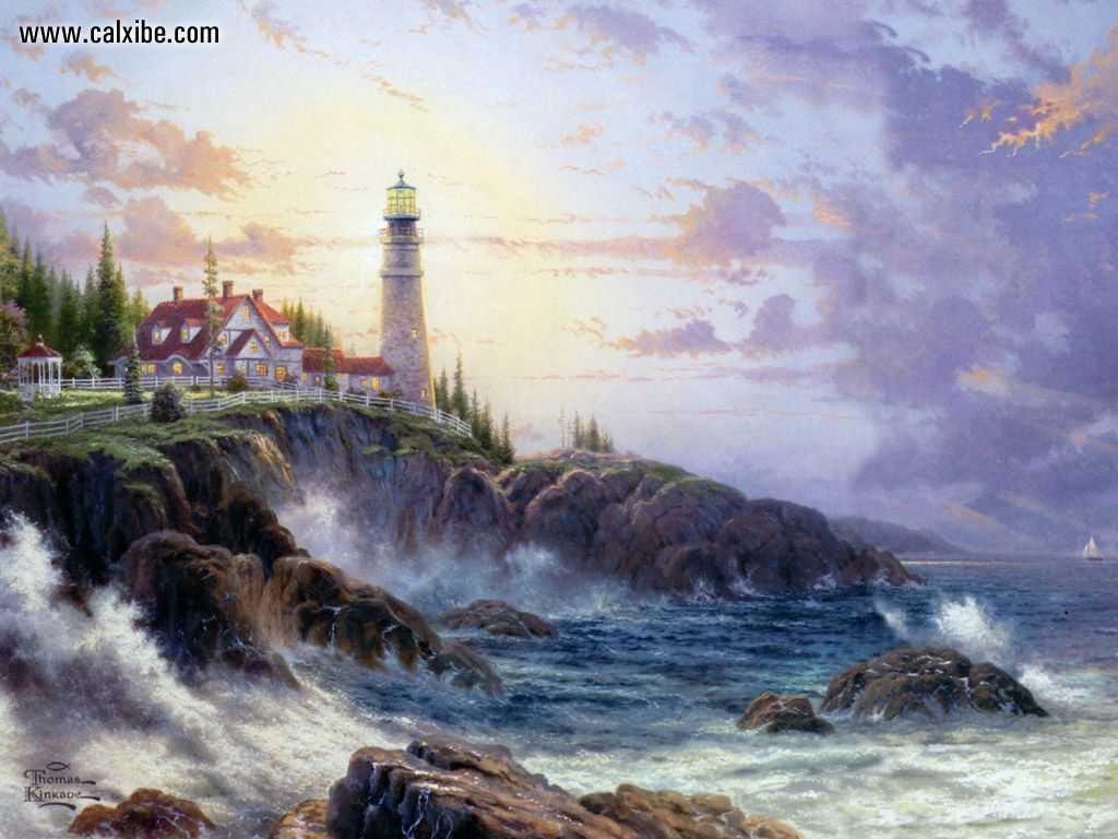 Thomas kinkade winter wallpaper sf wallpaper free thomas kinkade wallpapers for desktop wallpaper cave voltagebd